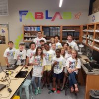 FABLAB summer manufacturing camp