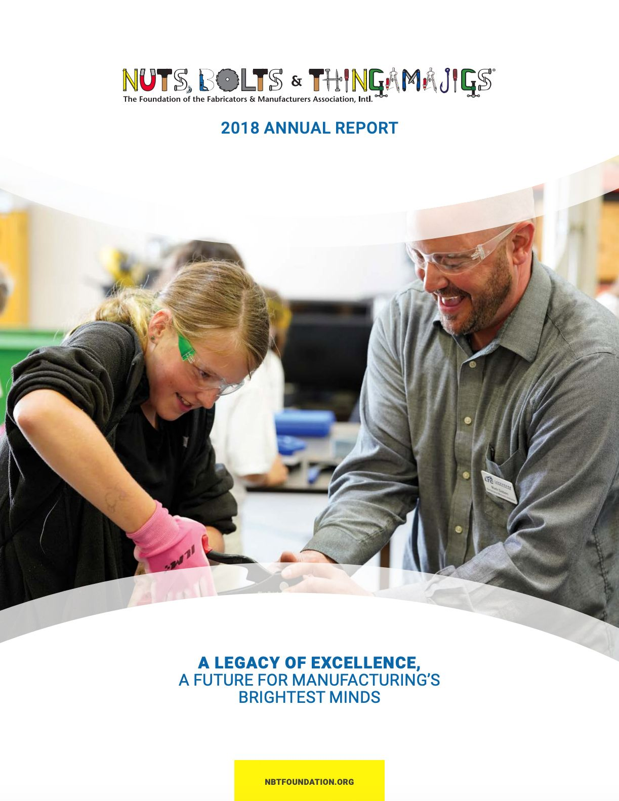 Download the Nuts, Bults & Thingamajigs annual report